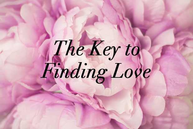 The-Key-to-Finding-Love